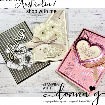 Love You Always Suite Collection Fun Fold Cards